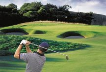 I love the beautiful golf places