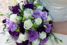 Wedding Flower Ideas / Beautiful Wedding Flower arrangements