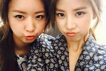 Chomi / Park Chorong           Yoon Bomi 박초롱                        윤보미 1991/3/3                   1993/8/13  Birth place:  Blood type:O Nickname: