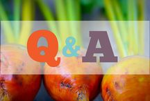 Multiple Sclerosis Nutrition Q & A / As a feature on my website FoodMatters365.com, MS Bites Blog has Questions and Answers regarding all things nutrition for people with Multiple Sclerosis. #MultipleSclerosis #MSBites #MSEducation #ms #foodmatters365