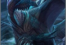 Dragon and armor awesome