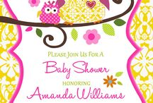 Baby Shower Ideas <3 / by Hope Destiny