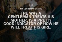 Ghidul Gentlemanului