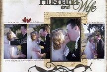 Scrapbooking - Wedding Album
