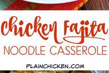 Casserole Recipes