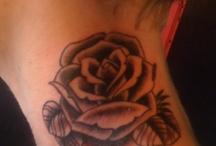 Tattoo's / by Sven Den Hartogh