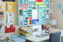 sew room ideas