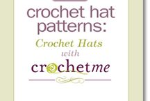Crochet Wearables / Free crochet patterns and inspiration for items that are worn, such as hats, scarves, tops, gloves, and slippers.