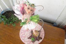 мои куклы / куклы из полимерной глины