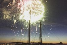 Independence Day / A look at what it's like to celebrate the 4th of July on Martha's Vineyard, MA! We've also included some inspiration for your annual celebration of our nation's independence.