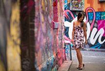 Melbourne Street Art and Laneways