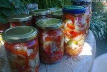 Konzervovanie zeleniny a ovocia