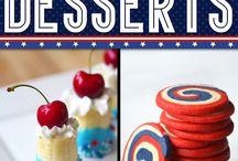 4th of July Recipes and Party Inspiration