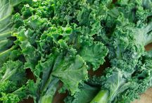 Kale Yeah! / The Greeks and Romans were onto something good when they started cultivating the ancestors of the kale we know today way back in the 4th century BC. Did you know kale has more calcium than milk, more iron than beef and twice the vitamin C of an orange per serving. So get some kale into your diet, it's easy! Click here for some inspiration! Keep kale chilled in the fridge, unwashed until ready for use. It should keep for about 3-4 days when properly stored. / by Concord Food Co-op
