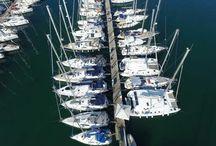 Alimos marina Greece