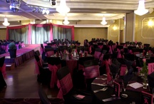 Stradey Events / Stradey Park Hotel is a versatile venue that has a wealth of experience in holding parties, corporate events, weddings, Christmas themed events and wedding fayres. There are a range of function rooms within the hotel to suit any size of function or event. / by Stradey Park