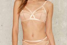 I'm addicted to lingerie