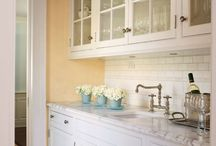 kitchen remodel ideas / by Stacy Corcoran