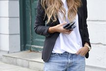 Womens fashion / Clothes, hair styles and beaty