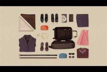 Art of Packing for Travel  / Tips on optimal packing for travel.