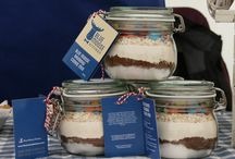 Blue Moose Kitchen / The Blue Moose Kitchen creates and develops beautifully presented gifts for food lovers and wannabe bakers.