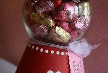 DIY Βάζα για ζαχαρωτά - Candy Jars