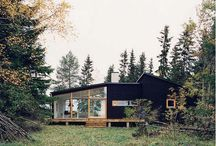 Simplify to tiny houses / by Gotta B Country
