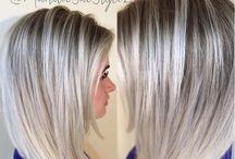 Lighter blonde