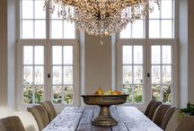 Dining Rooms and Nooks / by Stephanie Williams