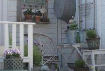 Shabby Gärten und mehr...