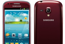Samsung Galaxy S3 Mini Garnet Red Deals