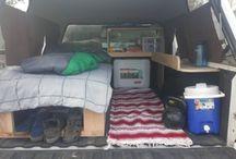 Truck Campin