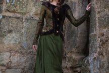 Средневековье дамы