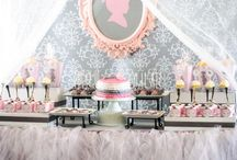 Baby showers / Decorating ideas