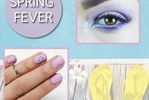 Bloom In Color / Get Spring Inspired with Salon Perfect
