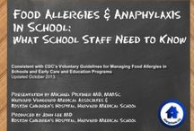 educating schools on food allergies