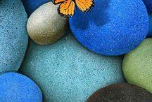 Moon & Butterflies