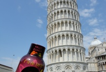 E6 Energy Shot Travels The World