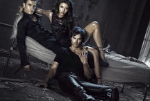 The Vampire Diaries<3333 / by Emily Kirk