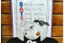 Bats & Spiders