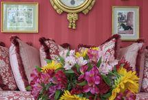 Timeless elegant pink