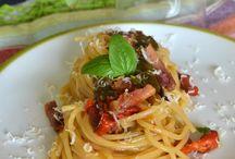 Ricette semplici Pasta  & co / Cibo facile da preparare  alla portata di tutti