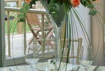 decorações de arranjos de flores