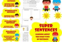 ELA Teaching Ideas / by Patricia White