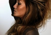 Hårfarve (brun/lys)