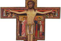 Ikona krzyża