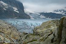 #GLACIAR / Los glaciares, ríos de hielo.