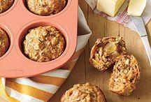 Muffins, muffins, muffins!!!! / by Kristina Hopkins-Hofeldt