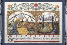 Needlework patterns to buy