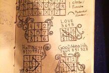 symbols sigils runes